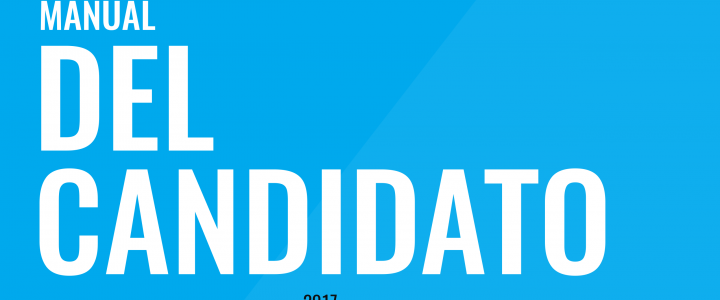 Manual del Candidato 2017