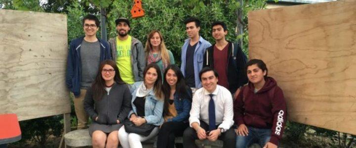 En Concepción se realizó el primer encuentro de la Red de Secundarios Movamos