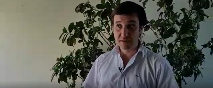"""Guillermo Ramírez: """"La gente quiere más libertades"""""""