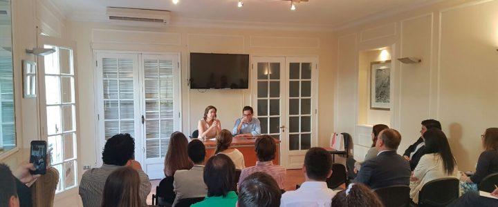 """Mariana Aylwin: """"El país tiene que reconciliarse"""""""