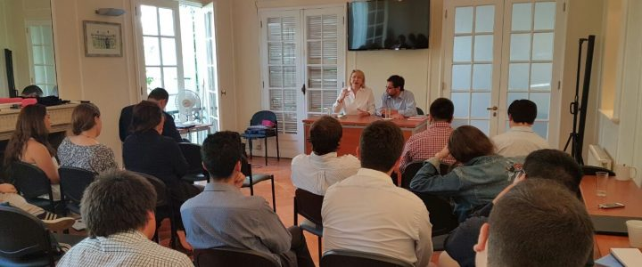 Conversamos con la ex Fiscal venezolana Luisa Ortega