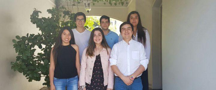 Programa Visitantes Concepción aterriza en la FJG