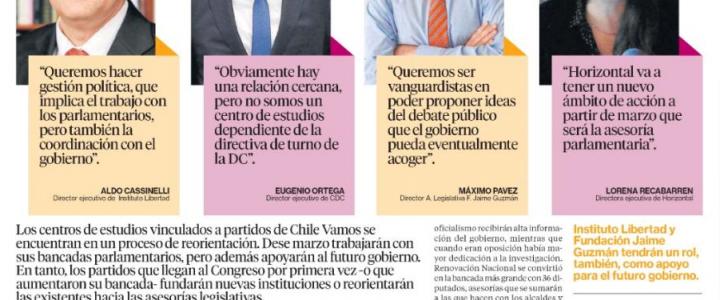 Fundación Jaime Guzmán se rearticula ante nuevo ciclo político
