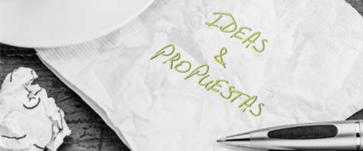 Ideas & Propuestas 2014-2015