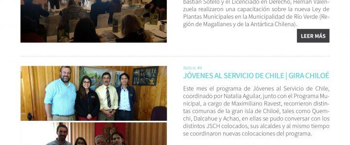 Boletín JSCh – Enero 2018