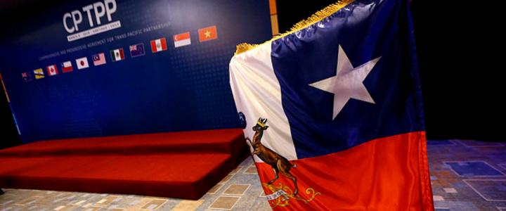 Chile y el nuevo TPP