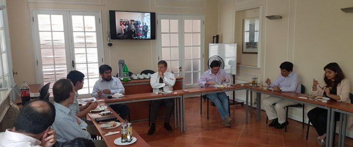"""Francisco Ramírez: """"Lo que atenta contra la democracia en cualquier país, es normal en Cuba"""""""