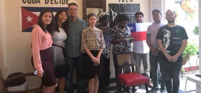 Coordinador de Movamos asiste a entrega de Premio Oswaldo Paya: Libertad y Vida en Cuba