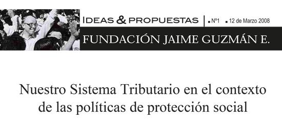 Nuestro Sistema Tributario en el contexto de las políticas de protección social