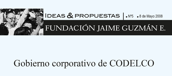 Gobierno corporativo de CODELCO
