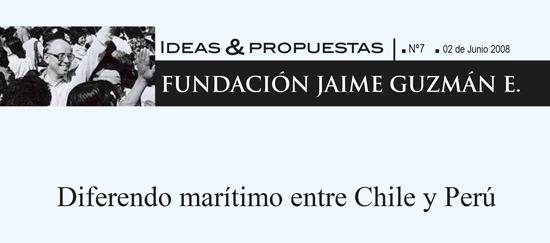 Diferendo marítimo entre Chile y Perú