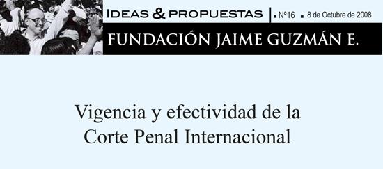 Vigencia y efectividad de la Corte Penal Internacional