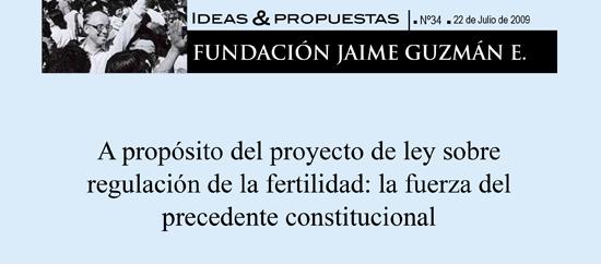 A propósito del proyecto de ley sobre regulación de la fertilidad: la fuerza del precedente constitucional