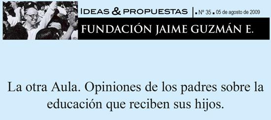 La otra Aula: Opiniones de los padres  sobre la educación de sus hijos