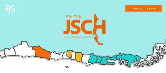 Boletín JSCh – Abril 2018