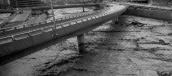 Desborde Río Mapocho: ¿Y la responsabilidad del MOP?