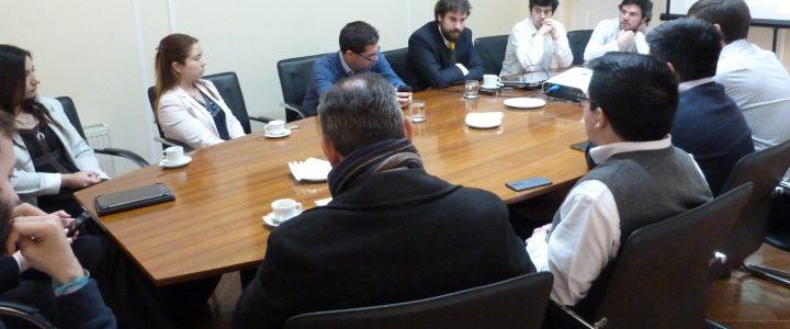 Jefe de Departamento de Extranjería y Migración visita FJG