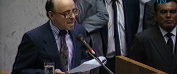 Jaime Guzmán y el indulto presidencial a terroristas