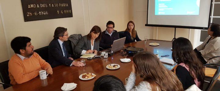 Conversamos con Pedro Atria sobre los desafíos en materia de pensiones