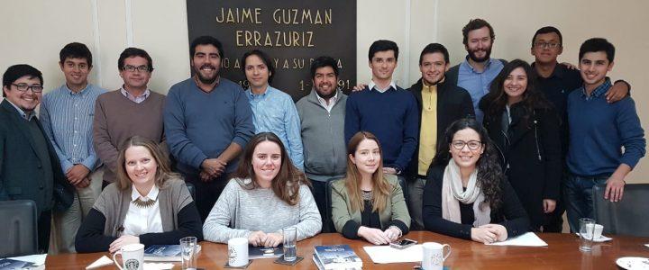 Conmemoramos el natalicio 72 del senador Jaime Guzmán
