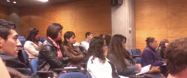 Tercera Sesión Bachillerato en Servicio Público en la V Región