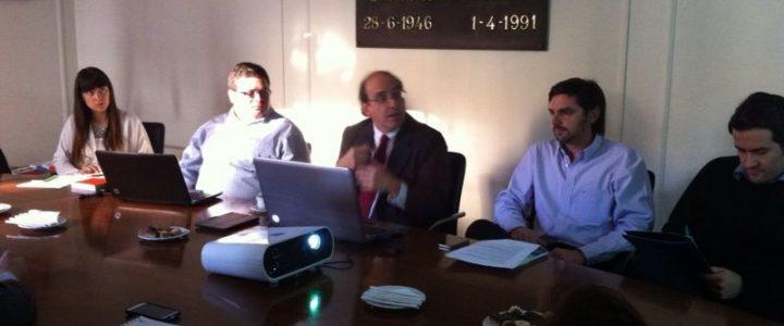 José Manuel Silva expone sobre la reforma tributaria