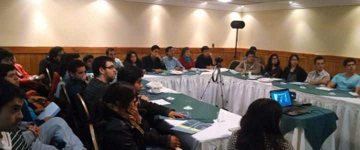 """En Valdivia se realiza Seminario regional de """"Formación de principios para el servicio público"""""""