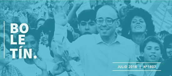 Boletín FJG – Julio 2018
