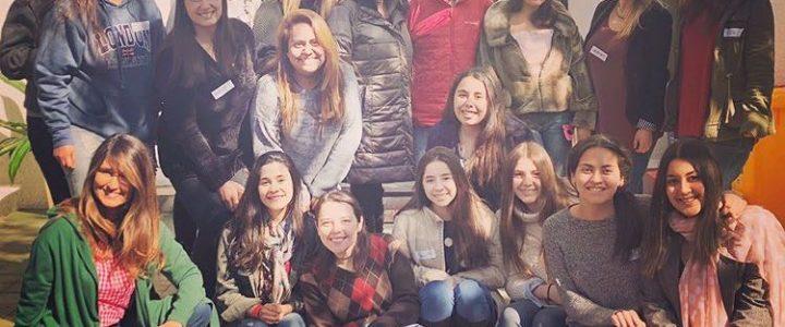 Claudio Arqueros expone sobre feminismo en la UDI