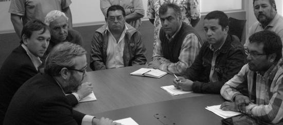 Rol de los Grupos Negociadores en la negociación colectiva