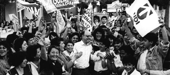 La Unión Demócrata Independiente, a 35 años de su fundación