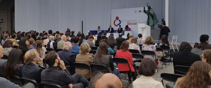 """FJG participa en el """"IV Congreso Social: Chile Patria de Encuentro"""""""