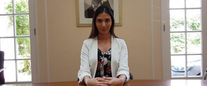Carolina García conversó con El Mercurio de Antofagasta por las ventajas del Litio para Chile