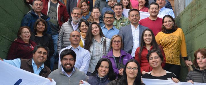 Francisco Ramírez visitó Aysén para dialogar sobre ejes de desarrollo en la Región