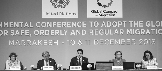 No al Pacto Migratorio: Consideraciones para su rechazo