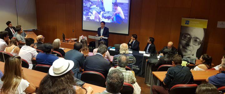 Fundación Jaime Guzmán organizó conversatorio sobre Derechos Humanos en Latinoamérica