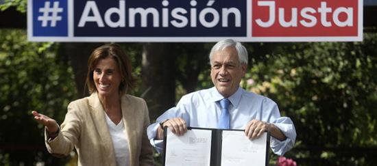 Admisión Justa: Por más libertad para las familias