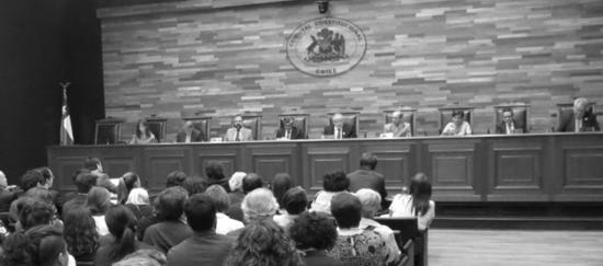 Chile Vamos en el Tribunal Constitucional