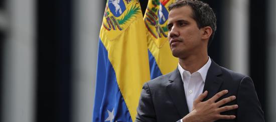 Juan Guaidó, un nuevo presidente para Venezuela