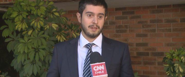 Carlos Oyarzún destaca en medios nacionales por proyecto de control preventivo de identidad