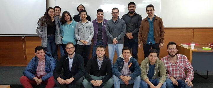 Damos inicio a BSP 2019 en Concepción, Valparaíso y Santiago