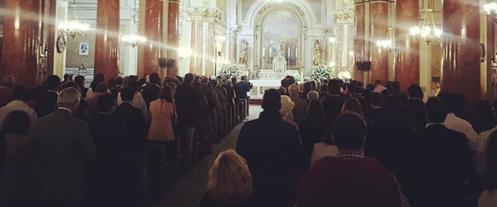 Masiva convocatoria en actividades por 28° aniversario de muerte de Jaime Guzmán E.