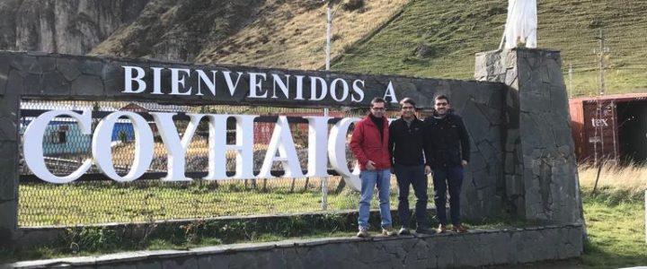 Director de Formación participa en Consejo Regional en Región de Aysén