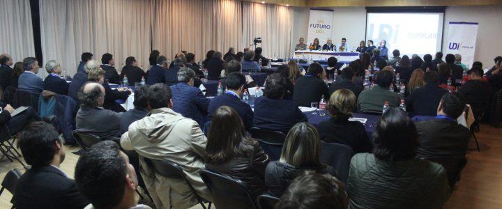Fundación Jaime Guzmán participó En Consejo Directivo Ampliado UDI
