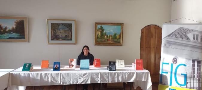 Fundación Jaime Guzmán participa en la 3ra Feria de los Buenos Libros en Viña del Mar