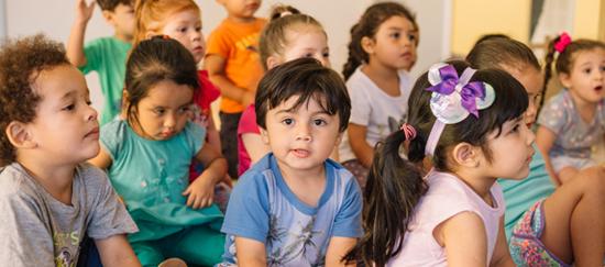 Educación Parvularia: Con el foco en la primera infancia