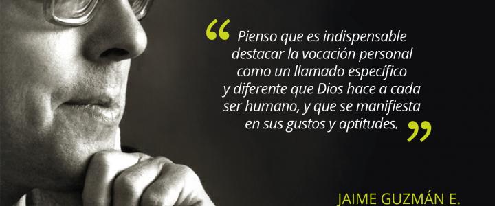 Recordamos a Jaime Guzmán en su 73 natalicio