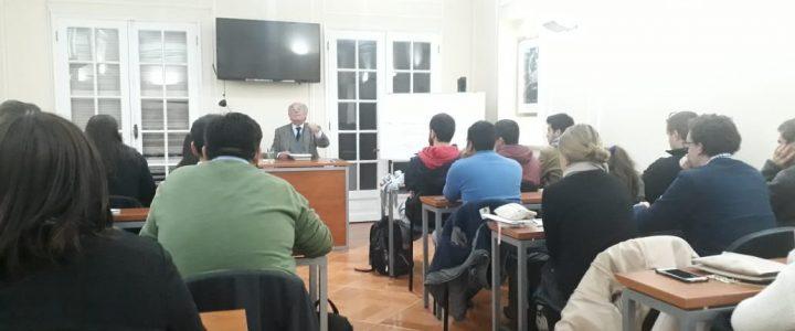 Bachillerato en Servicio Público Santiago finaliza primer semestre