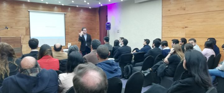 Finaliza un nuevo Bachillerato en Servicio Público en Concepción