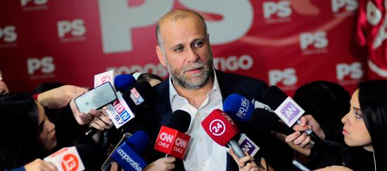La crisis del Partido Socialista